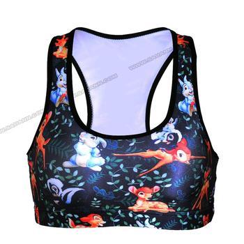 8e5a017187bd6 Custom Girls Wearing Design Sports Bra Crivit Sports Wear - Buy ...
