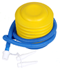 Plastic Balloon small size easy foot operated air pump