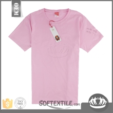 softextile OEM china manufacturer branded t shirts /Mass produce t shirts of your design