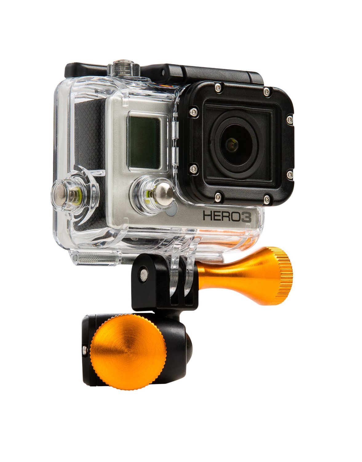 Aluminum Sports Ball Head for GoPro and All Other Cameras by XShot (XSBALL)