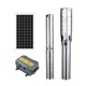 Larens manufacture solar power water pump with dc pump solar panel