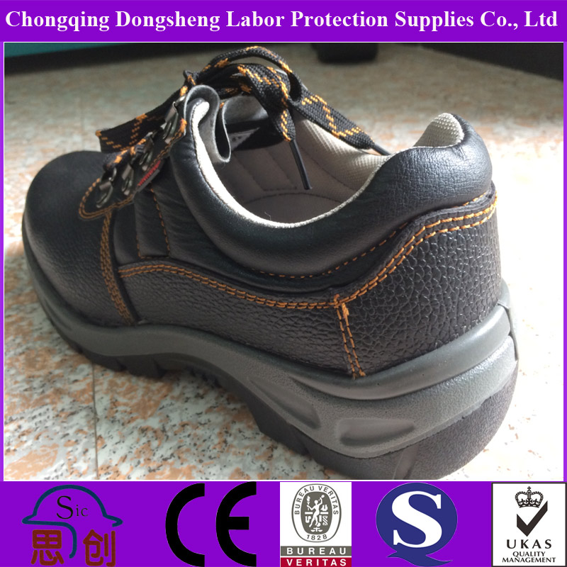 Liberty Warrior Safety Shoe Light Weight Steel Toe Shoes