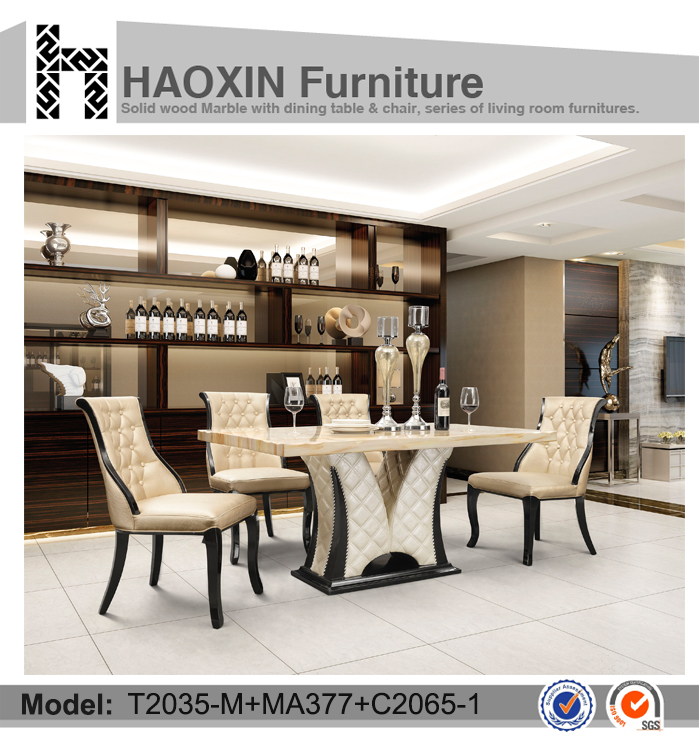 New Style Korean Dining Table Marble Dining Table Set - Buy Marble ...