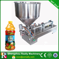 With hopper hand wash/dish wash liquid filling machine, liquid soap filling machine