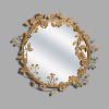 Mayco 2019 Hot Sales Design Large Frame Wholesale Vintage Antique Ornate Gold Mirror