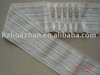 Ppc Cotton Yarn Curtain Pleat Tape Band