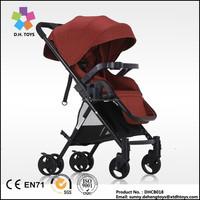 2017 Best Selling Folding Child OEM Baby Stroller 3 in 1/ Twin Baby Stroller