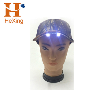 Best quality Custom LED Hat and LED Cap  9f0a999a352