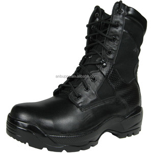 military footwear Altama brand black cheap army jungle boots