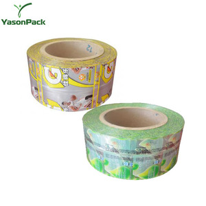 Colored Shrink Wrap Soft Heat Transfer Printing Transparent Pvc Sleeve Film Laminating Pouches