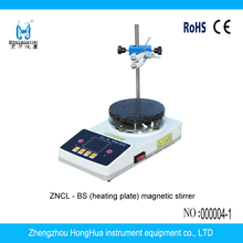 ZNCL-BS Round Hot Plate Magnetic Stirrer Laboratory Mixing Machine