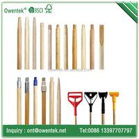 Guigang factory sales Natural Wooden garden tools Spade handle Broom stick wooden dowel in Bulk