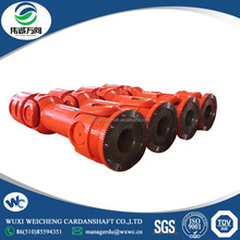 High speed drive universal shaft yoke