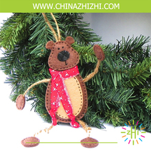 High quality long duration time new design christmas decoration manufactured in China