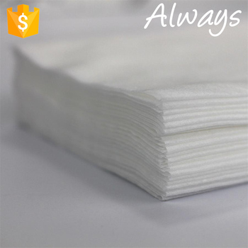 Daily use soft absorbent Cotton Dry Wipes