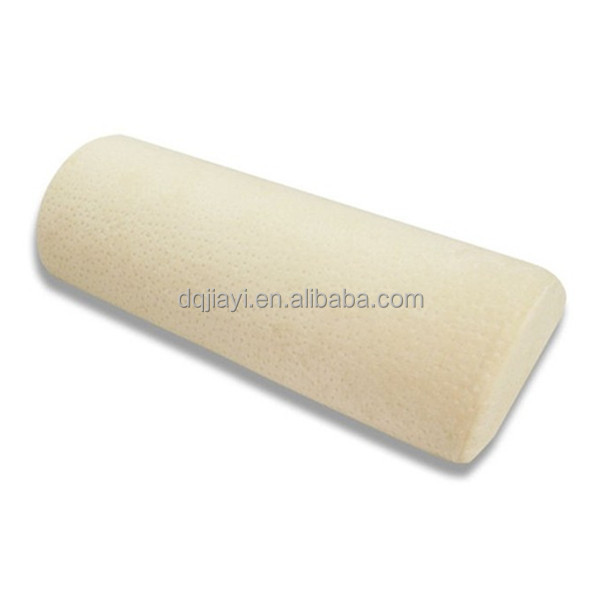 China Factory Direct Produce Half Moon Memory Foam Pillow