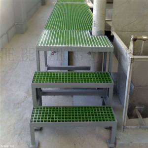 Professional producing FRP deck grating