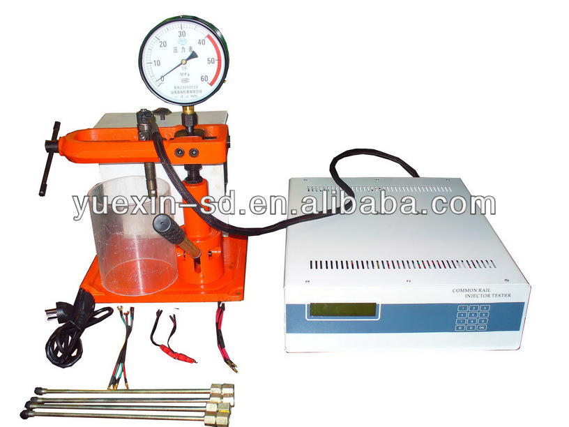 chinese common rail injector tester CR2000