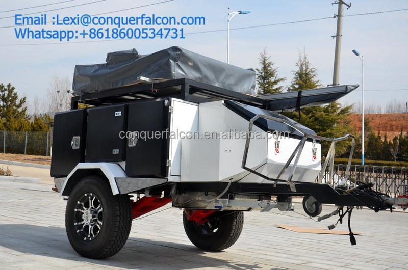 roof camper trailer andyu0027s c er. Black Bedroom Furniture Sets. Home Design Ideas