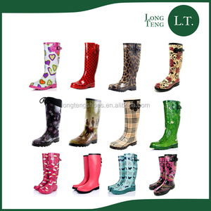 wholesale good quality women cheap wellies manufacturer