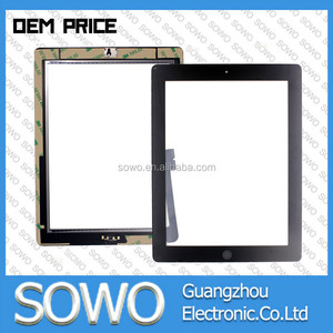 Wholesale Spare Parts For ipad 3 Touch,for ipad 3 touch screen digitizer