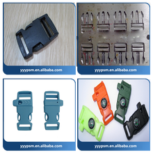 Fashion Plastic Lanyard Safety Breakaway Buckles/plastic injection mould