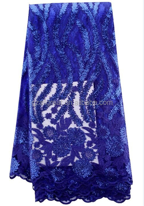 AG3303#4 Nigerian cord lace fabrics ,African tulle net lace for girl,Italian fashion lace for lady party dress