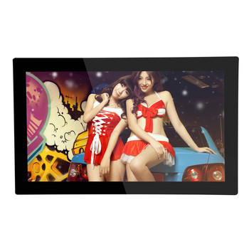 21.5inch Commercial use Android Tablet screen support modification on system also loop video advertising display
