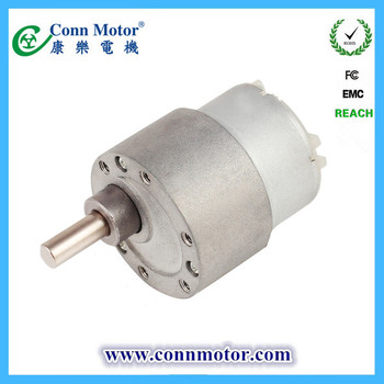 Dc Small Electric Motor High Torque 12v Gear For Conveyor Belt With Gearbox