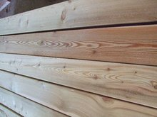 the larch, pine and spruce terrace boards and planks