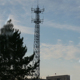 60m Self Supporting Tower Communication Tower