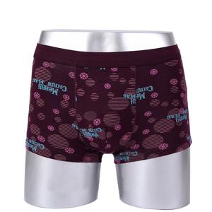 2018 Wholesale Fashion New baggy Design Men honey floral panties