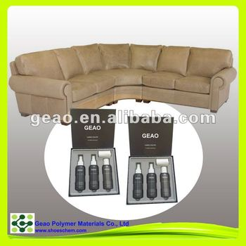 Furniture Polish Brands Care Kit For Leather Sofa Cleaning And Polishing