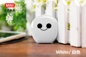 Christmas Promotion!!!Best Gift Choice 5 Color Anti-lost Selfie Portable Bluetooth Mini Wireless Speaker
