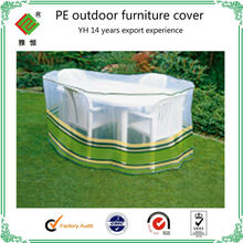 Manufactures PE Outdoor Furniture Cover