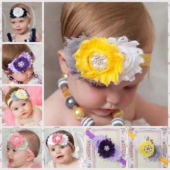 Busana Karet Rambut Untuk Anak Perempuan Mutiara Membuat Bayi Pita