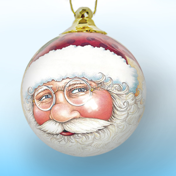factory directly sale, high quality Santa Claus christmas ball,gifts for girls/boys