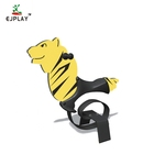 Animal Shape Outdoor Toys Kids Spring Rider Rocking Horse Toys