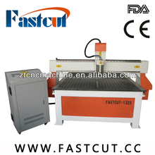 FASTCUT1325High precision accuracy 0.8 1.5 2.2 3 4.5 5.5 7.5 9 13KW spindle cnc wood router machine