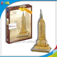 A533956 Empire State Building Super 3D puzzle