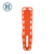 hot selling orange HDPE plastic medical emergency spine board for rescue