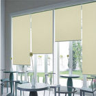 Factory price roller blind window curtain shades and roller shutter