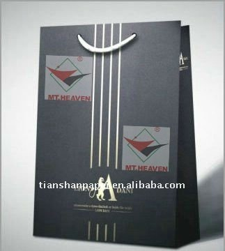 80gsm-550gsm black card board with virgin woods