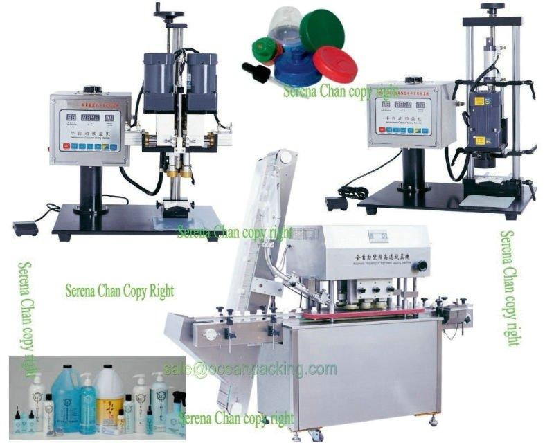 Automatic honey filling capping machine