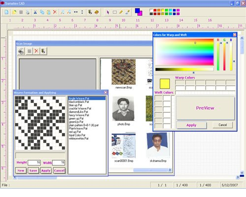 Software For Dobby And Jacquard Deigning Buy Textile Design Software Product On Alibaba Com