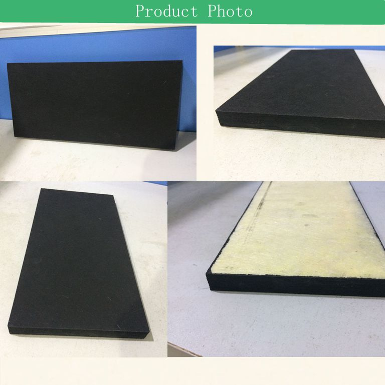 Thickness 15mm Dimension Fireproof Acoustic Ceiling Board Sheet Wall Panels For Singapore