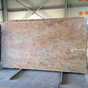 Professional Factory Custom Quarry Import Exotic Brown Granite Stone Slabs from china