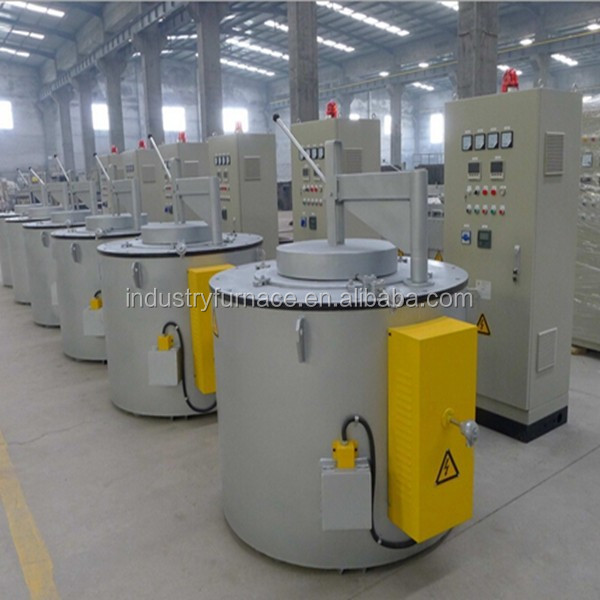 The most popular melting furnace in China crucible melting furnace