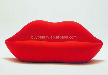 Bon Red Bocca Lips Sofa
