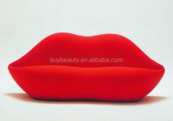 Red Bocca Lips Sofa